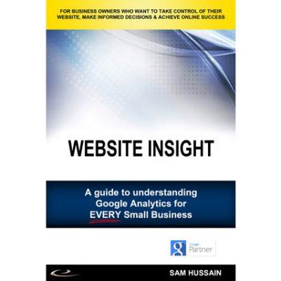 website insight book